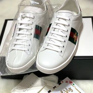 Authentic Brand New Ace Bee Sneakers
